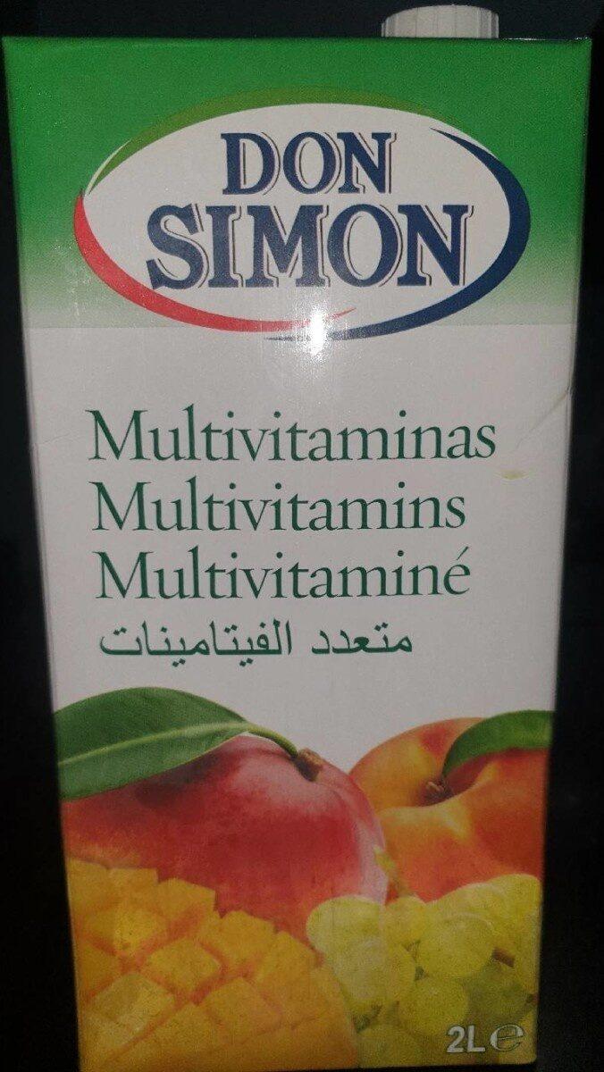 Multivitaminas 2L Don Simón - Product - es