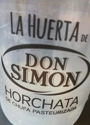 Horchata de chufa pasteurizada - Produit - es
