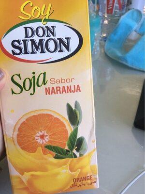 Soja sabot naranja - Product - es