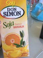 Soja sabot naranja - Produit - fr