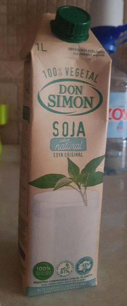 Bebida de soja - Product - es