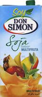 Soy Don Simón multifruta - Producte