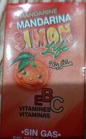 Zumo de mandarina Don Simón - Produit - es
