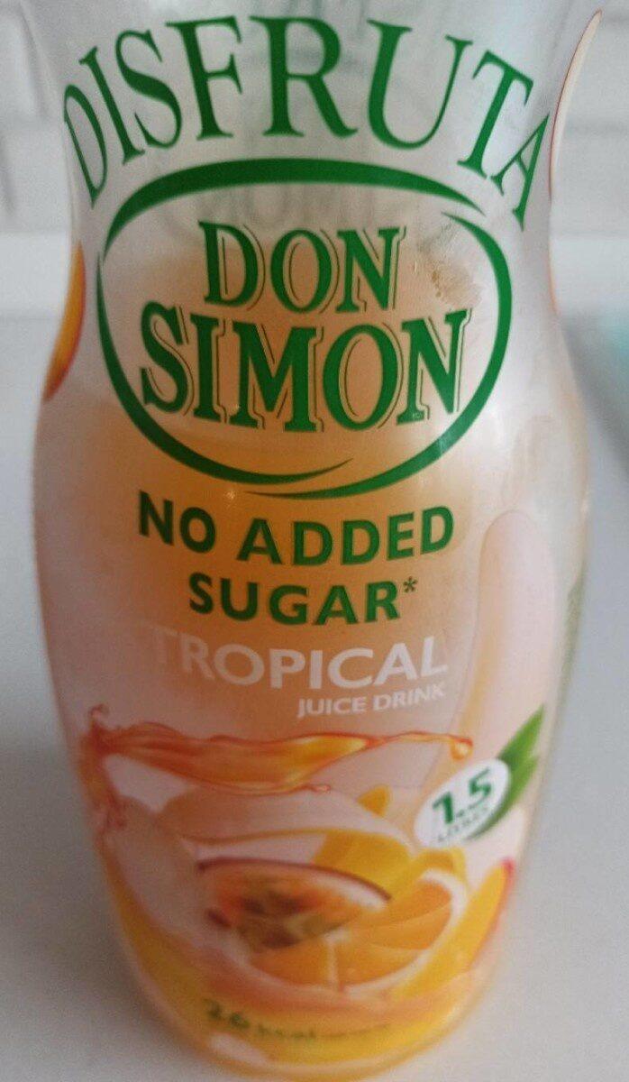 Don Simón Disfruta Tropical - Produit - fr