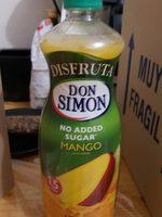 Zumo de. mango - Produit - fr