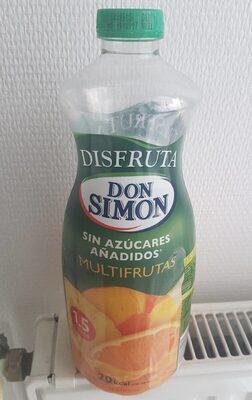 Nectar de Fruits Multifruits - Producte - es