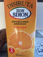 Néctar de naranja - Produit - fr