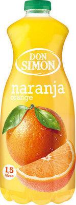 Néctar naranja D.S 1,5 L. - Produit - fr