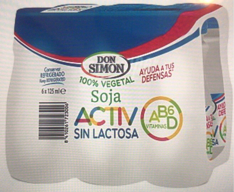 Activ Soja - Product - es