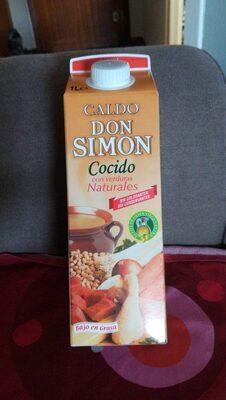Caldo cocido Don simon - Produit - es