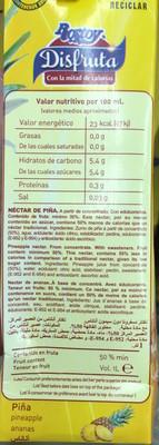 Néctar de piña - 1