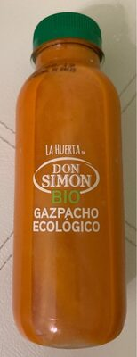 Gazpacho ecológico don simon - Product
