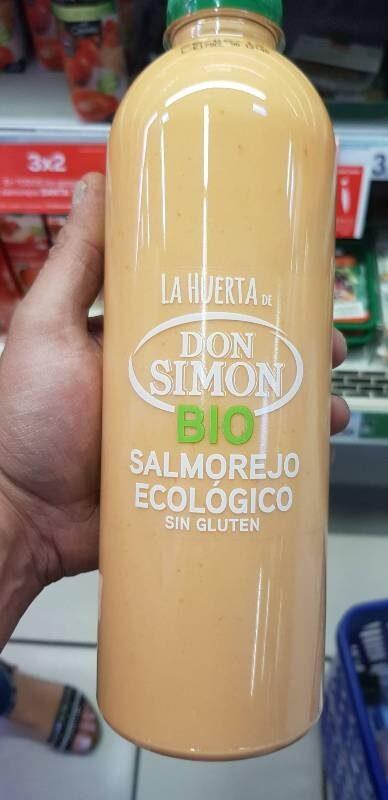 Salmorejo ecológico - Producto - es