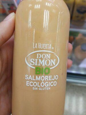 Salmorejo ecológico - Produit - es