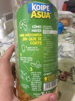 Aceite de maíz botella 1 l - Ingredientes