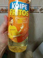 Fritos aceite de girasol especial para freír - Producto