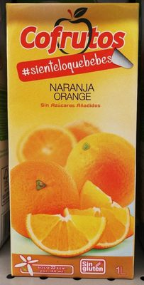 Naranja Orange - Produit - fr