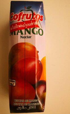 Mango néctar