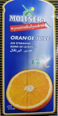 Orange juice - Product