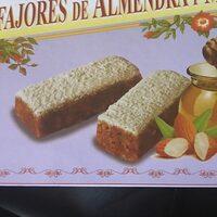Alfajores de almendra y miel - Producto - en