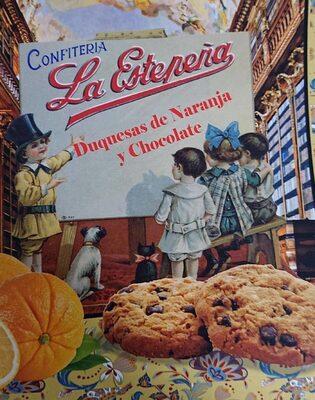 Duquesas de naranja y chocolate - Producto - es