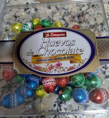 Huevos de chocolate - Producto - es
