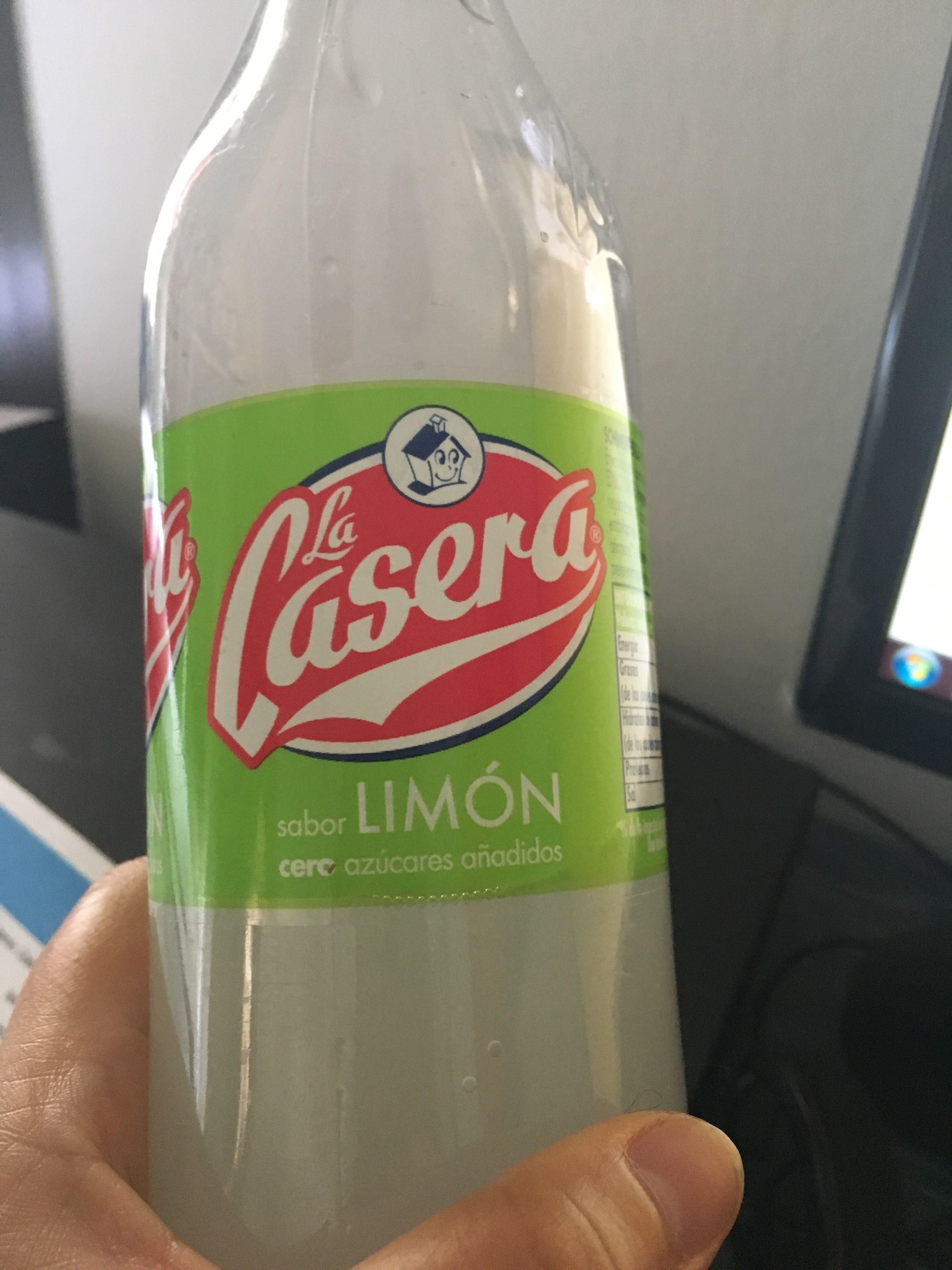 la casera sabor limón - Producto - es