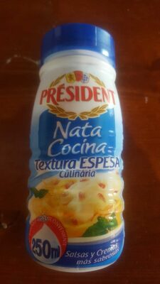 Nata cocina espesa (heavy cream) - Producte