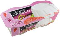 Queso Fresco 0%  M.G. - Producte - es