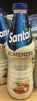 Bebida de almendra a la canela - Produit - fr