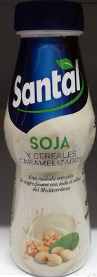 soja cereales caramelizados - Producto