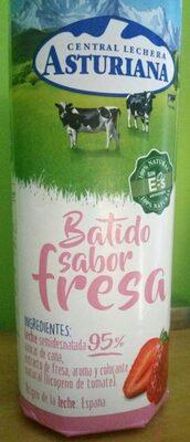 Batido sabor fresa - Producte