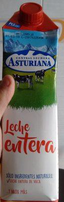 Whole Milk - Producto