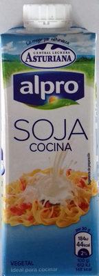 Nata de soja para cocinar vegetal - Producto - es