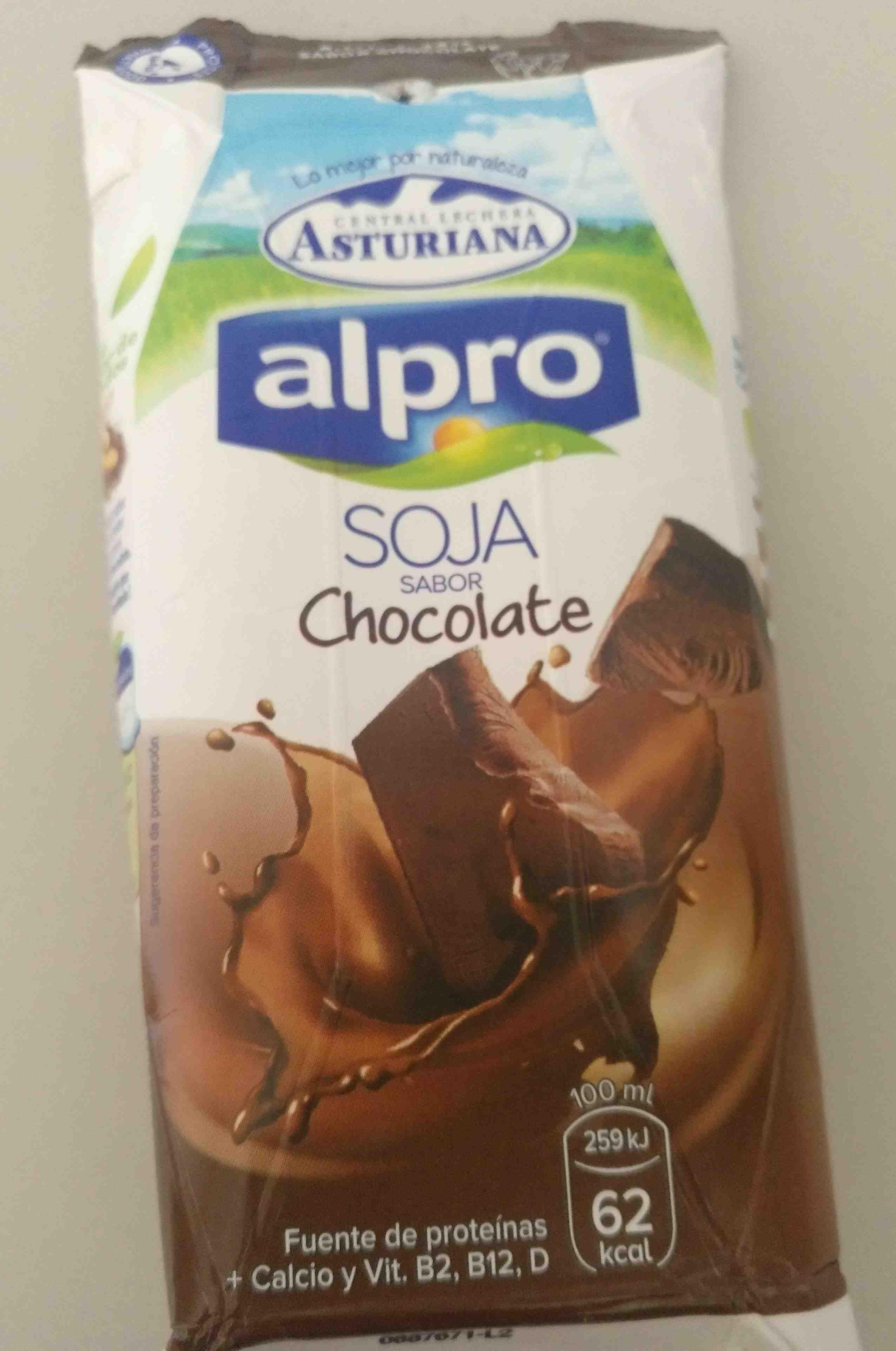 Batido de soja con chocolate - Product