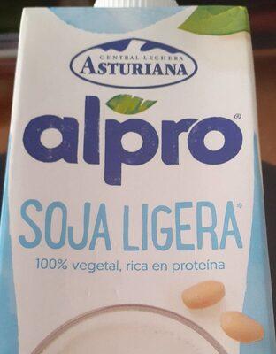 Bebida de soja natural ligera enriquecida con - Producto - es