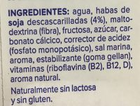 Alpro soja lijera - Ingredients