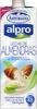 Leche de almendras tostadas vegetal baja grasas - Producto