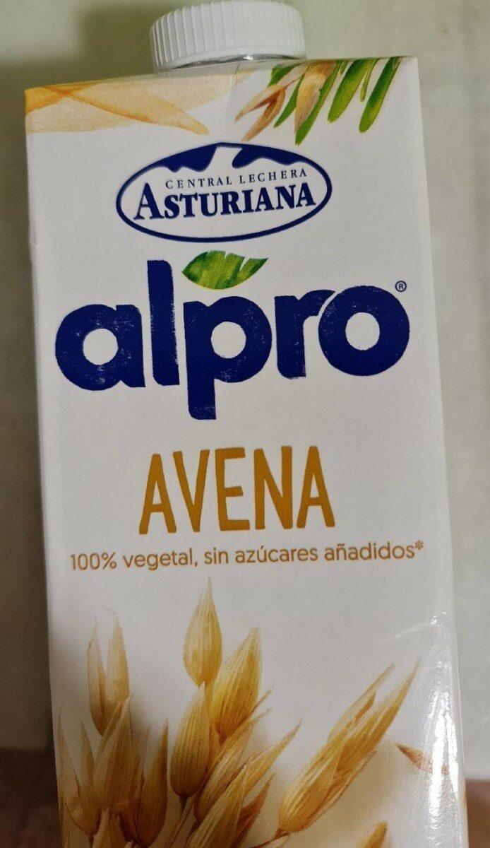 Avena 100% vegetal sin azúcar añadido - Produit - es