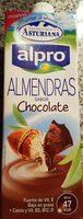 Bebida de almendras sabor chocolate - Producto - es