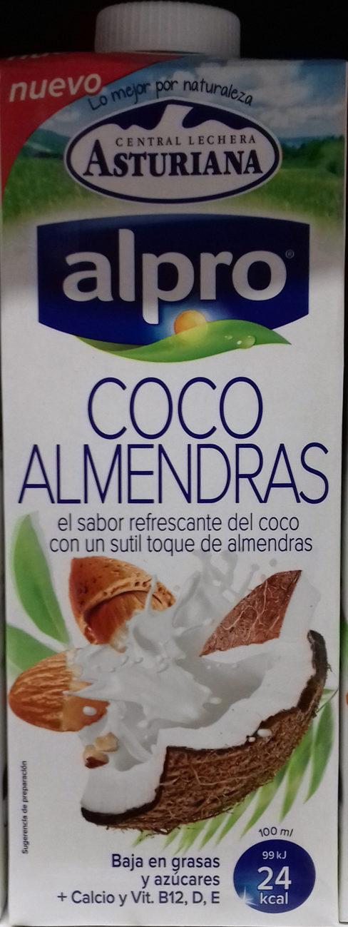 Bebida de Coco Almendras - Product