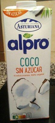 Leche de coco sin azúcar - Produit - es