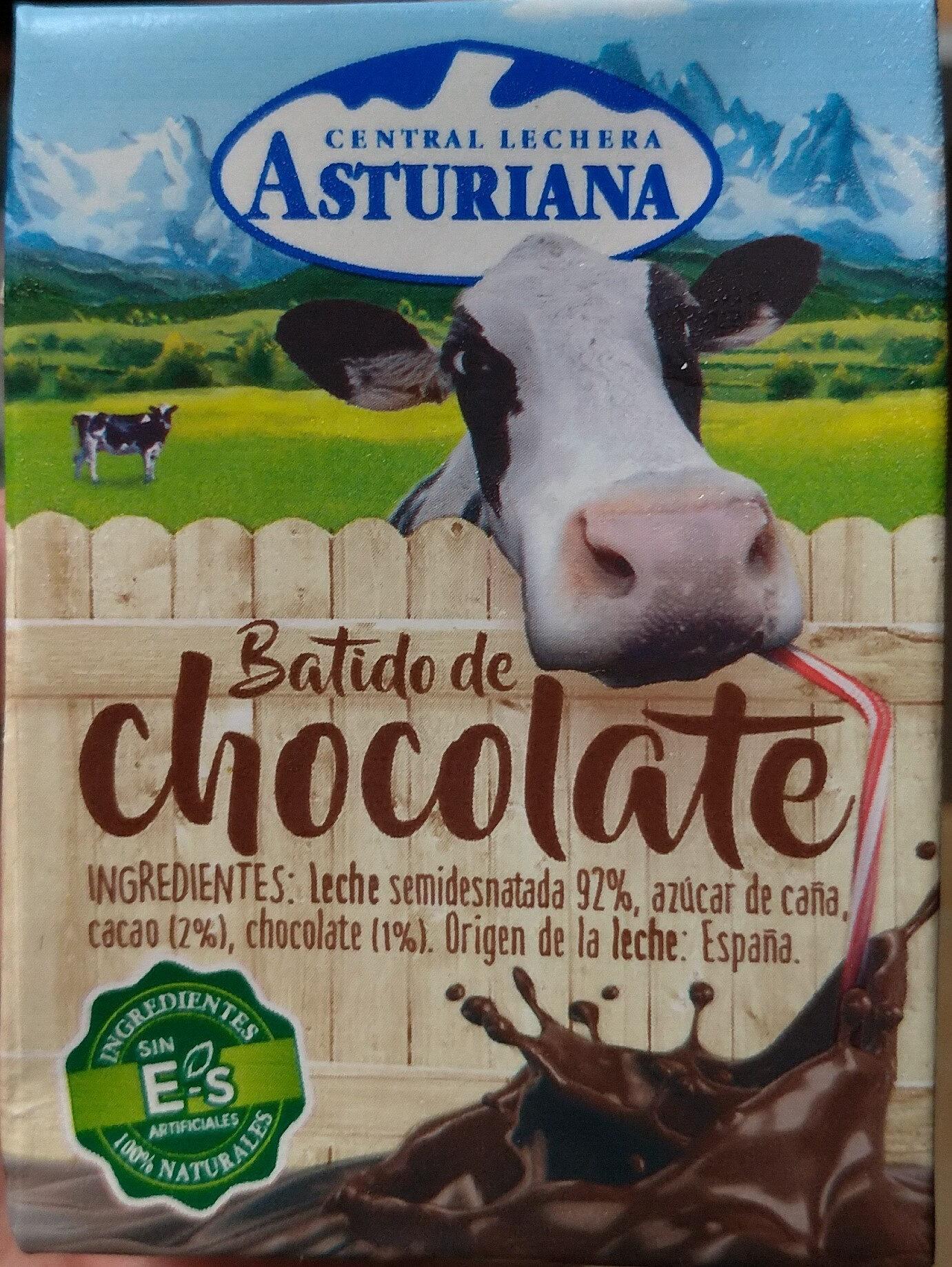 Batido de chocolate - Product