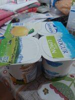 Yogur sabor limón - Informació nutricional - es