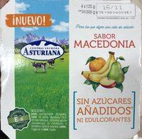 Yogur Sabor Macedonia - Product