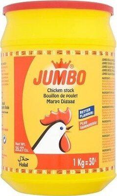 Chicken Stock Powder - Product - fr