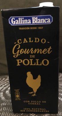 Caldo Casero G.blanca Pollo Corral 1LITRO - Producte
