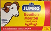 Bouillon Mouton - Product