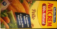 Avecrem pollo 100% natural - Producto - es