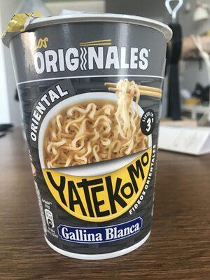 Yatekomo oriental - Product